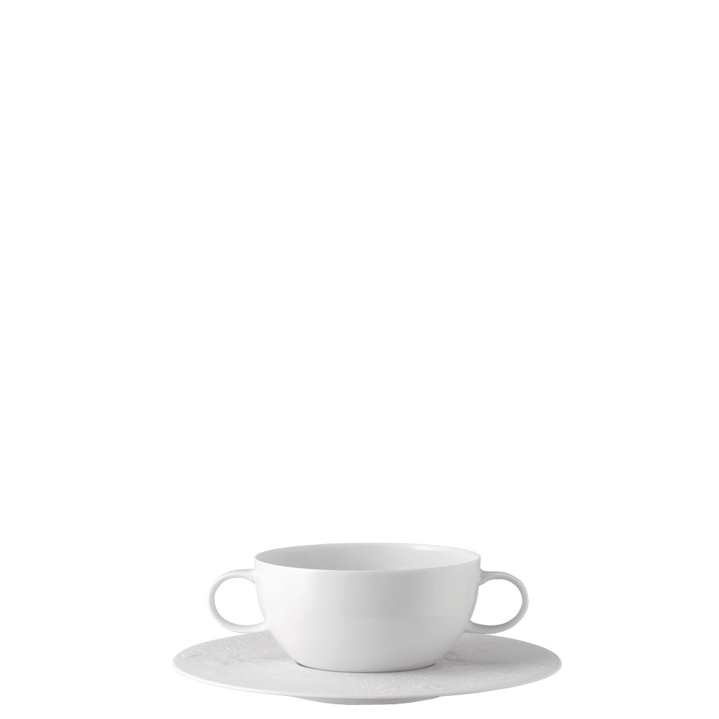 Suppentasse 10//5 cm Duo weiss Rosenthal