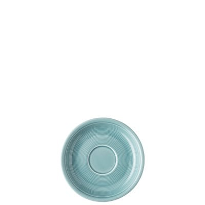 Saucer 4 tall Trend Colour Ice Blue