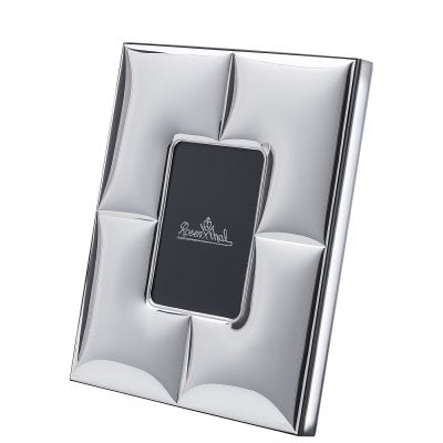 Cornice/Lampada 9 x 13 cm Silver Collection Charge - rechteckig