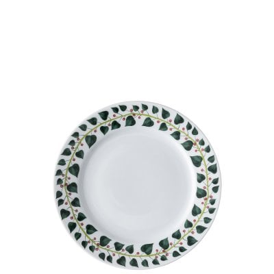 Assiette avec aile 21 cm Magic Garden Foliage