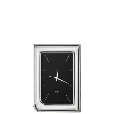 Table-clock 10x15 cm Silver Collection Weiter