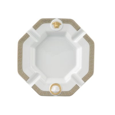 Ashtray 14 cm Decoration series Gorgona