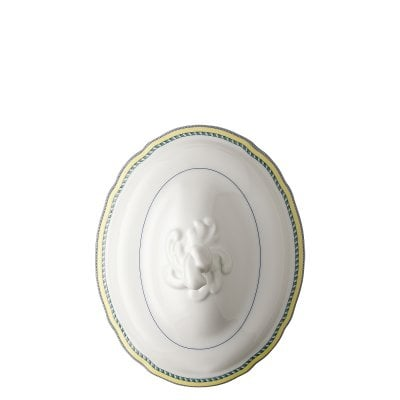 Covered vegetable bowl lid Maria Theresia Medley