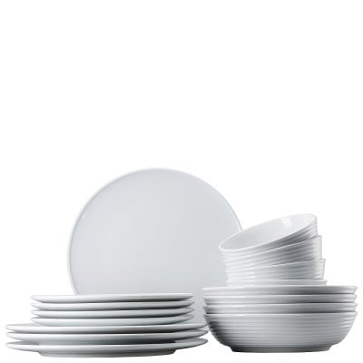 Set 16 pcs. / bowl ONO White