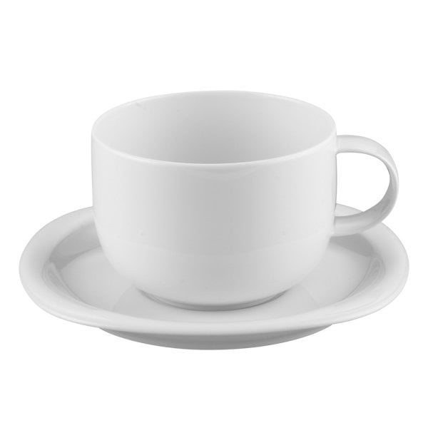 Aroma cup & saucer Suomi White