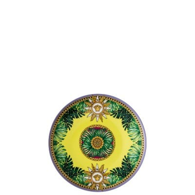 Assiette plate 17 cm Versace Jungle Animalier