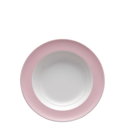 Suppenteller 23 cm Sunny Day Light Pink