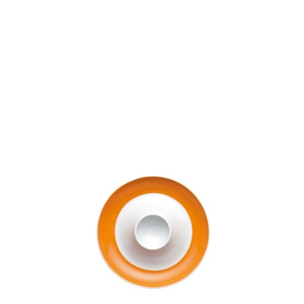 Egg cup with deposit Sunny Day Orange