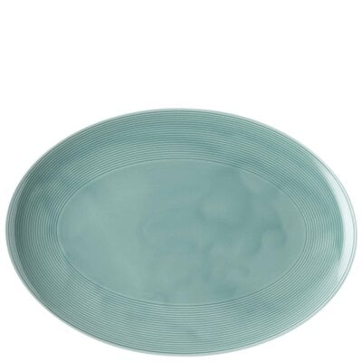 Platter 34 cm Loft by Rosenthal Colour - Ice Blue