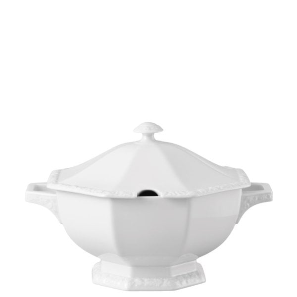 Soup tureen 2 Maria White