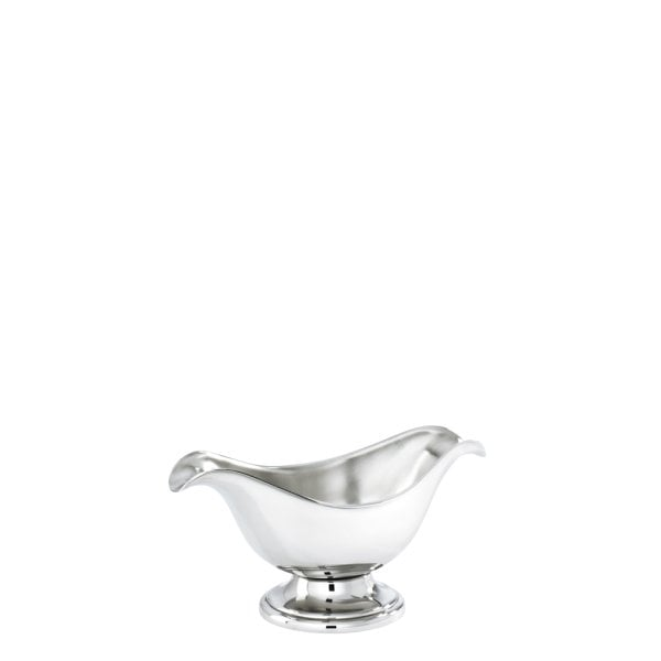 Sauce boat oval cl 24 Elite Stainless steel 18/10