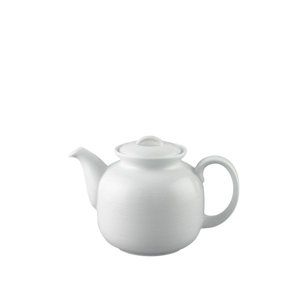 Teapot for 2 p. Trend White