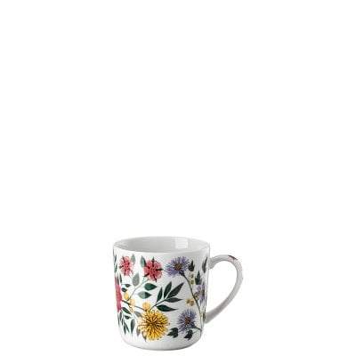 Mug with handle large Magic Garden Blossom