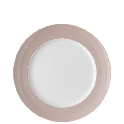 Assiette plate 27 cm Sunny Day Rose Powder