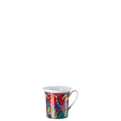 Mug with handle Versace Reflections Holidays