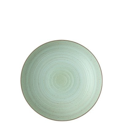 Plate deep 23 cm Thomas Nature Leaf
