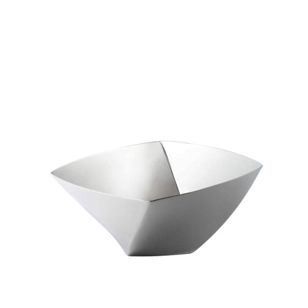 Bread basket 24 x 24 cm Lucy Stainless steel 18/10