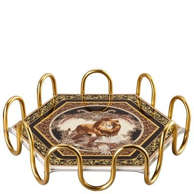 Tray 31 x 27 cm 2 pcs. Le Règne Animal William