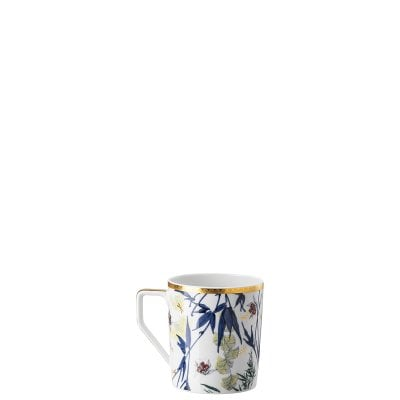 Mug with handle Rosenthal Heritage Turandot white