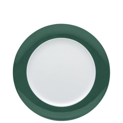 Assiette plate 27 cm Sunny Day Herbal Green