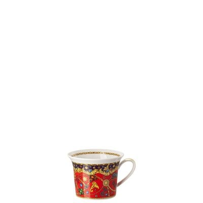 Cappuccino cup & saucer Versace Barocco Holiday