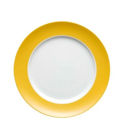 Plate 27 cm Sunny Day Yellow