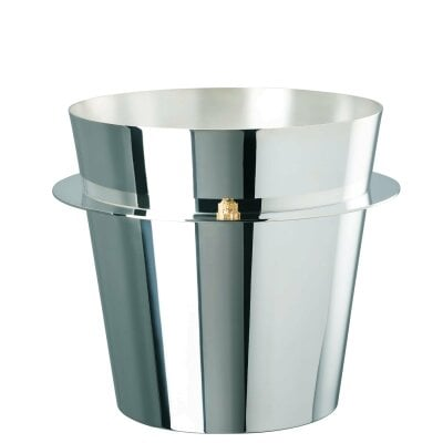 Champagne bucket 24 cm Versace Bar -Stainless Steel
