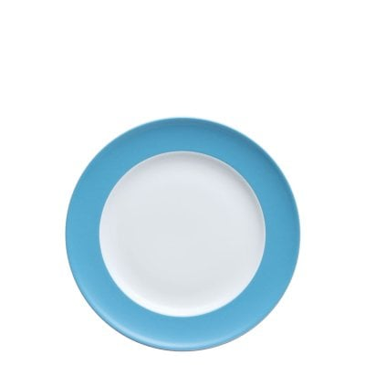 Assiette plate 22 cm Sunny Day Waterblue