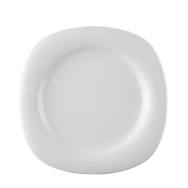 Plate 29 cm Suomi New Generation White