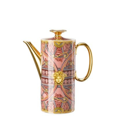 Cafetière 3 Versace Scala Palazzo Rosa
