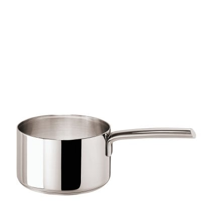 Saucepan 1 handle cm 16 Menu Stainless steel 18/10