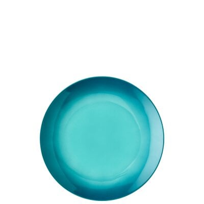 Assiette plate 21 cm BeColour Ella Blue