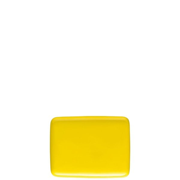 Butter dish lid Sunny Day Neon Yellow