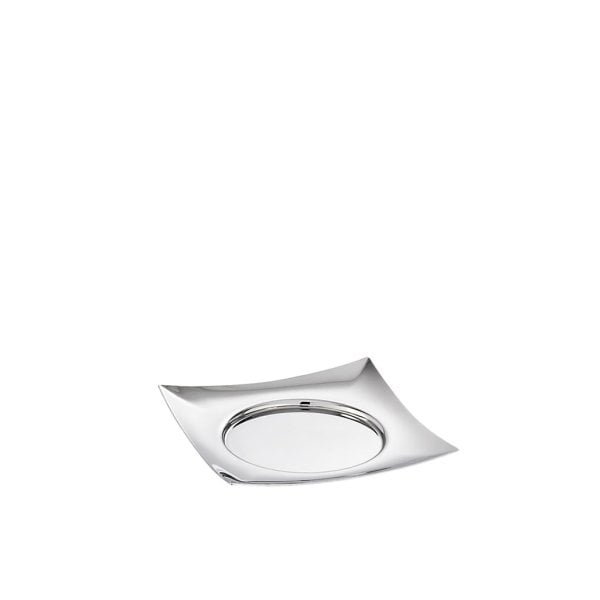 Butter dish table mat Linea Q Stainless steel 18/10