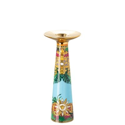 Vase/candleholder 25 cm Versace Jungle Animalier