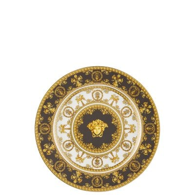 Plate flat 22 cm / 25 years Versace I Love Baroque