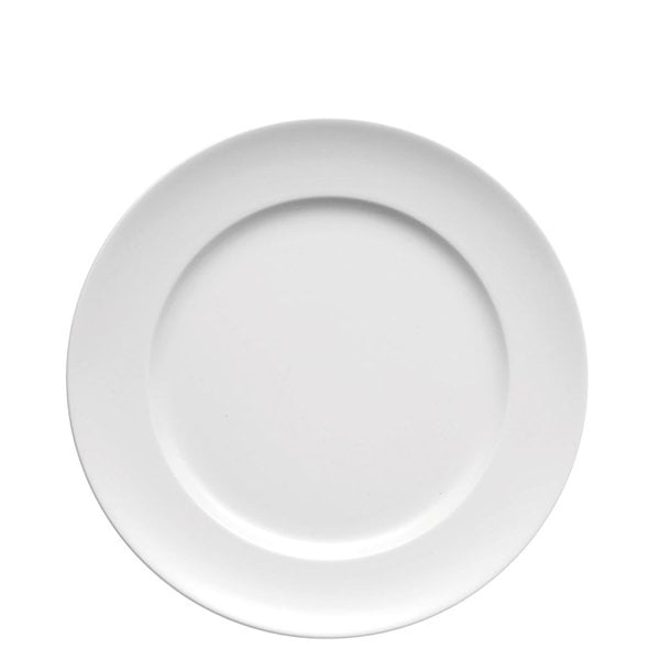 Plate 27 cm Sunny Day White