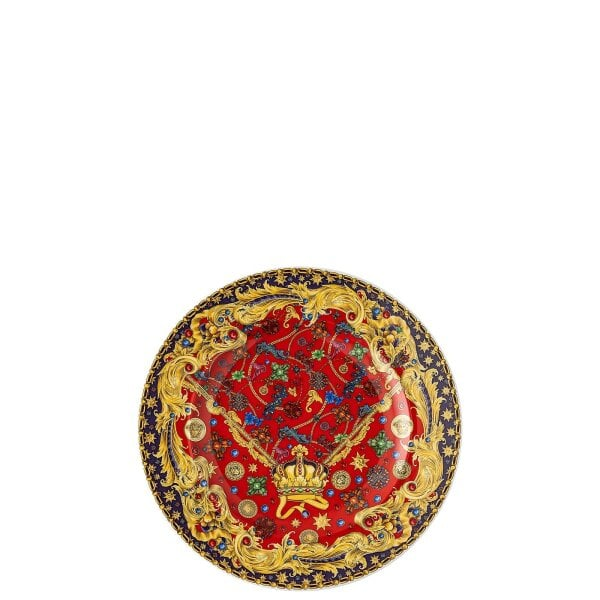 Plate 18 cm Versace Barocco Holiday