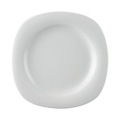Plate 23 cm Suomi New Generation White