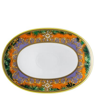 Platter 38 cm Versace Jungle Animalier