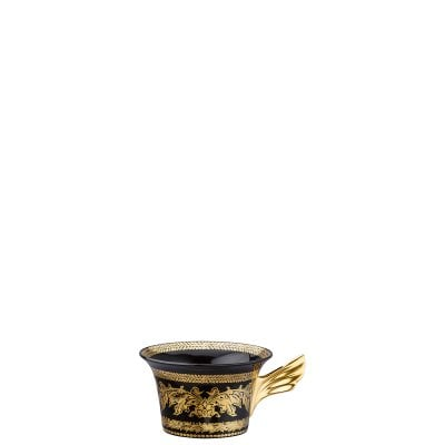 Tea cup & saucer / 25 years Versace Gold Baroque