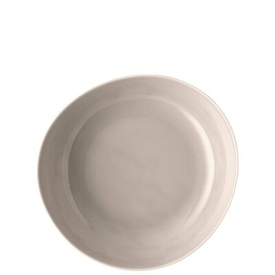 Plate deep 25 cm (Relief only backside) Junto Soft Shell