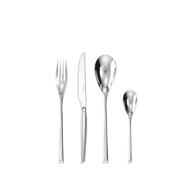 Set 24 pcs S.H. H-Art Stainless steel 18/10