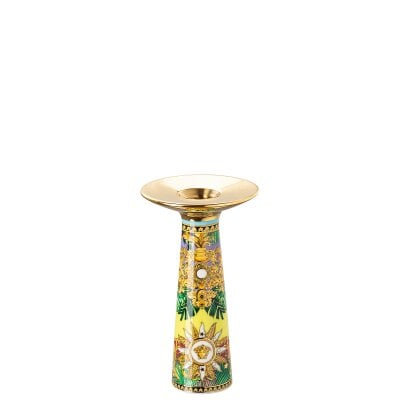 Vase/candleholder 18 cm Versace Jungle Animalier