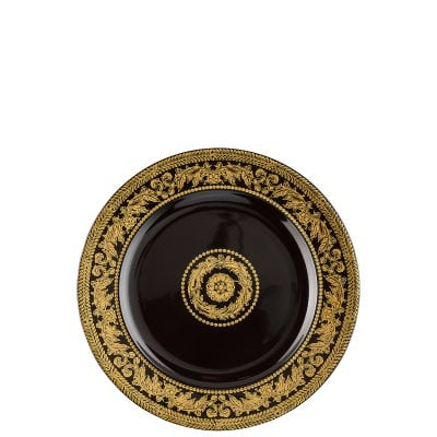 Plate flat 22 cm / 25 years Versace Gold Baroque