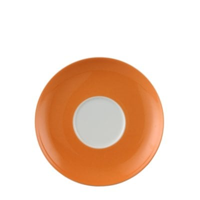 Piattino tazza cappuccino/jumbo Sunny Day Orange