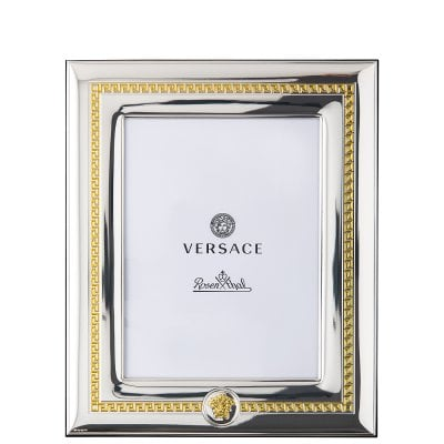 Picture Frame 15x20 Versace Frames VHF6 - Silver/Gold
