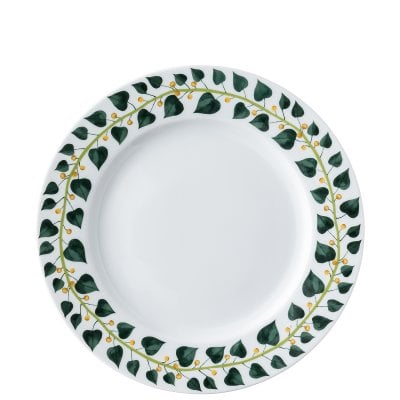 Assiette avec aile 28 cm Magic Garden Foliage