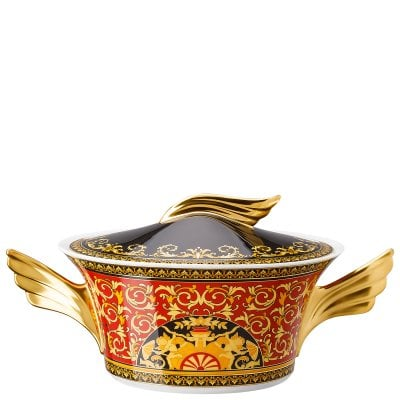 Covered vegetable bowl Ikarus Medusa