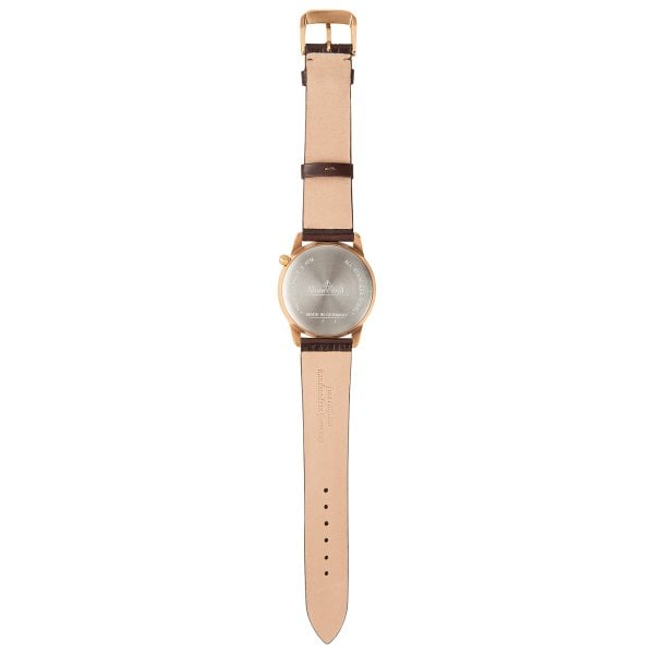 Wrist watch Lady Cherry Blossom rosegold-rose-black